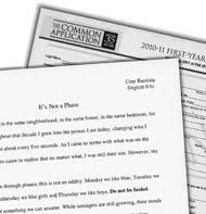 common apps essay   Template How to get Taller The First Common Application for the Class of           The New York Times
