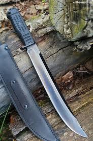 Длинный большой <b>нож мачете</b> НОКС <b>Бебут</b>-<b>5</b>, чёрный У8 ...