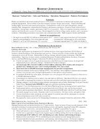 manager s resume national s manager resume examples