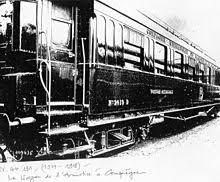 """Résultat de recherche d'images pour """"wagon de l'armistice rethondes"""""""