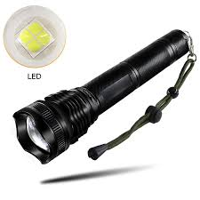 <b>PANYUE</b> 30W <b>High Power</b> 5000LM Zoom Tactical Flashlight 2 ...