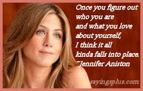 Jennifer Aniston Quotes. QuotesGram via Relatably.com