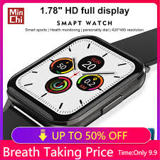 Dual UI Style   DT NO.1 <b>DTX Smart</b> Watch 1.78 inch High Resolution ...