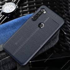 Case for Xiaomi Redmi Note 8T Case Cover Luxury Leather Style ...
