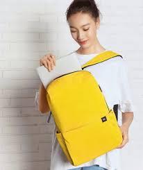 <b>Original Xiaomi Mi Backpack</b> 15L Simple Waterproof Bag Laptop ...