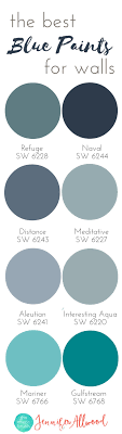 Light Blue Paint Colors Bedroom 17 Best Ideas About Blue Bedroom Colors On Pinterest Blue