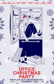 nine exclusive posters from office christmas party craveonline office christmas party poster 6