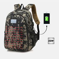 Camouflage <b>Backpack</b>/ 3D <b>Outdoor Leisure Travel</b> Large Capacity ...