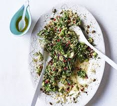 <b>Superfood salad with</b> citrus dressing recipe | BBC Good Food
