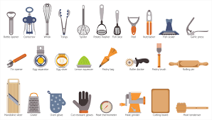 kitchen utensil: design elements kitchen utensils food and beverage cooking recipes design elements kitchen utensils