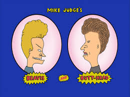 Beavis and <b>Butt</b>-<b>Head</b> - Wikipedia