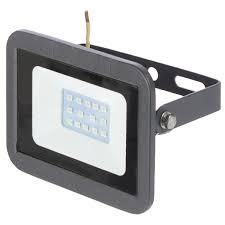 <b>Прожектор светодиодный Volpe</b> 10 Вт 160 Лм IP65 цвет синий в ...