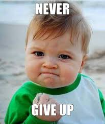 Image result for gif for never giving up