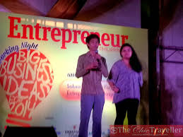 the chic mompreneur entrepreneur networking night dec the host made sure that the audience was able to ask the speaker some questions after each segment it s good that he encouraged the audience to interact