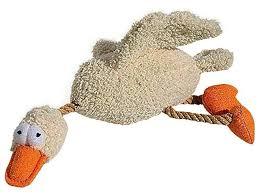 <b>Игрушка</b> для собак <b>GiGwi Dog Toys</b> Утка (75037) — купить по ...