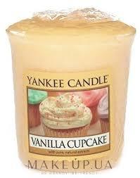 """<b>Ароматическая свеча</b> """"Ванильный кекс"""" - Yankee Candle <b>Vanilla</b> ..."""