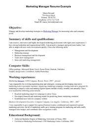 resume examples   resume leadership skills examples marketing    quote of free sample format leadership skills resume examples
