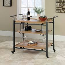 block kitchen cart exciting furniture decoration better homes and gardens rustic country bar cart antiqued black pine w
