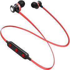 Беспроводные <b>наушники</b> с микрофоном <b>AWEI B980BL</b>-<b>RED</b> ...