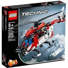 Купить <b>конструктор LEGO Technic Спасательный</b> вертолёт ...