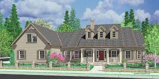 Single Level House Plans for Simple Living Homes Colonial house plans  single level house plans  house plans   bonus room