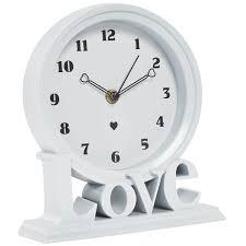 <b>Часы</b> настольные <b>Love</b> 21 см в Москве – купить по низкой цене в ...