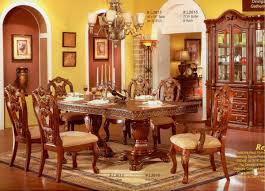 Traditional Dining Room Set Classic Dining Room Chair Jhoneslavaco