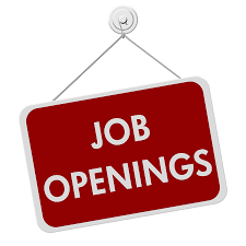 fcs employment jobs opening sign