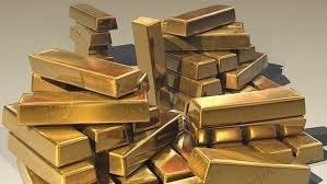 Resultado de imagen para imagen de lingotes de oro