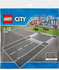 <b>LEGO City 7280 Перекресток</b> Конструктор