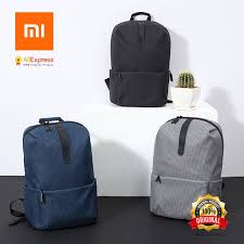 Original Xiaomi <b>Mi Backpack</b> College <b>Casual</b> Shoulders <b>Bag</b> ...