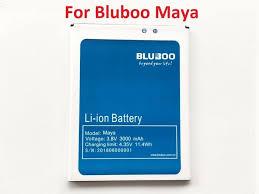New <b>High</b> Quality For Bluboo Maya Battery 3000mAh Li-on ...