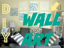 room budget decorating ideas: diy living room decor wall art idea youtube