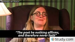 shakespearean sonnet form structure characteristics video philip sidney and the defense of poesy