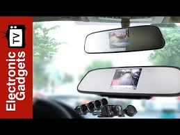 Complete <b>Car</b> Reversing Kit - <b>Rear View</b> Camera + Parking Sensor ...