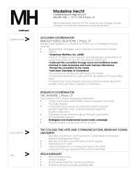 resume for pr internship sample cv resume resume for pr internship gina borelli sagu public relations resume madeline hecht