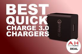 Top 10 Best <b>Quick Charge 3.0</b> Compatible Chargers - April 2018