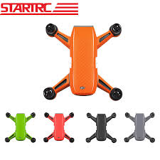 <b>STARTRC</b> DJI SPARK Waterproof <b>PVC</b> Carbon Graphic Color ...