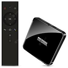 <b>MECOOL KM3</b> Black 4GB RAM+64GB ROM EU Plug TV Box Sale ...