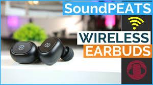 <b>SoundPEATS True Wireless</b> Earbuds Under $50 - <b>SoundPEATS</b> ...