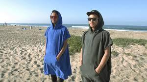 COR <b>SURF MICROFIBER CHANGING PONCHO</b> - YouTube