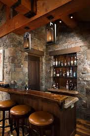 rustic home bar design built for entertaining check 35 home bar