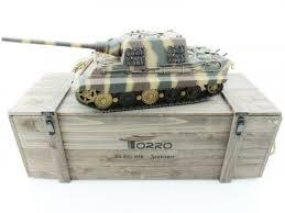 <b>Радиоуправляемый танк Torro</b> Jagdtiger (Metal Edition) 1/16 2.4G ...