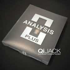 <b>Analysis Plus</b> - <b>Analysis Plus</b> QiJACK Stereo (TRS) - купить в Киеве ...