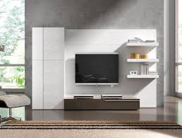 x plush wall: l diy floating wall shelves glass sliding door wall mounted tv brown fur rug side table white plush rug dark gray colored sofas white coffee table  x