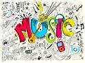 Images & Illustrations of music