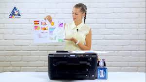 <b>Epson Workforce WF</b>-7110 - обзор и комплектация - YouTube