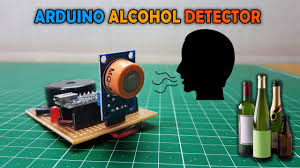 Arduino <b>Alcohol Detector</b> | <b>MQ</b>-<b>3 Sensor</b> - YouTube
