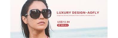 AOFLY BRAND DESIGN <b>2019 Fashion Polarized Sunglasses</b> ...