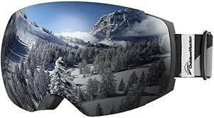 OutdoorMaster Ski Goggles PRO - Frameless ... - Amazon.com